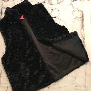 Betsey Johnson Jackets & Coats - BOGO FREE Betsey Johnson Black Vest